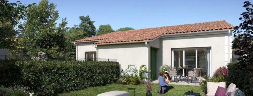 Maison neuves sur Pertuis