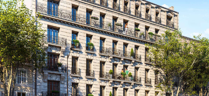 Nue Propriété Marseille